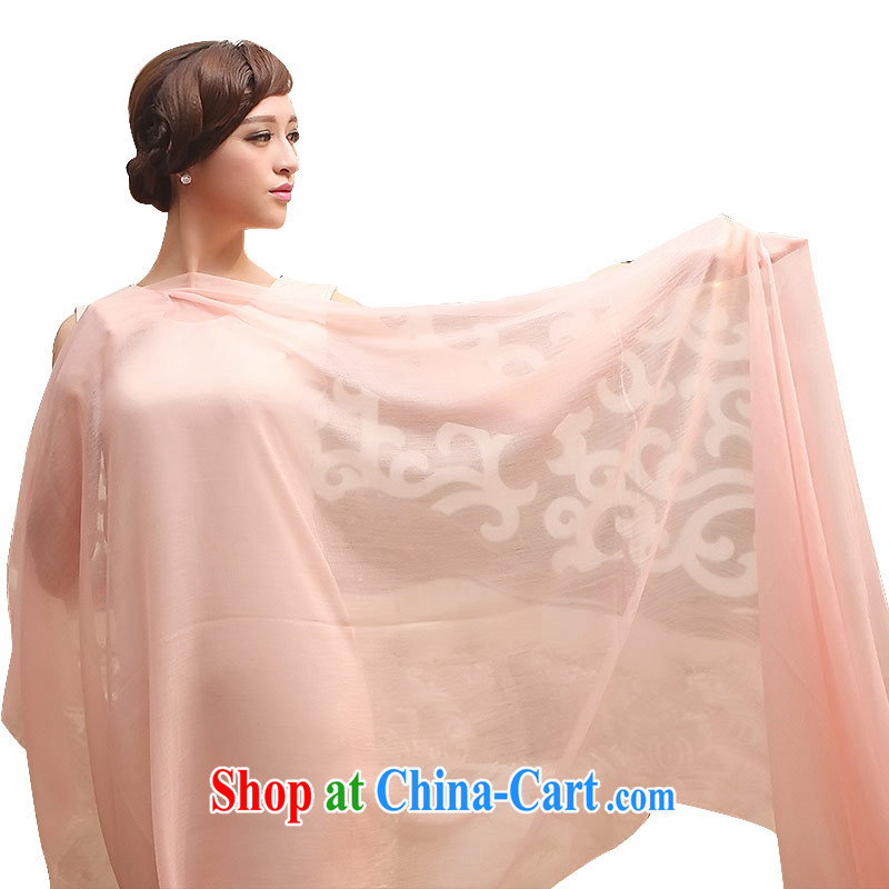 The sub-image Hong Kong women winter solid color Cashmere scarf, Cashmere scarf fall and winter shawl thin bare color