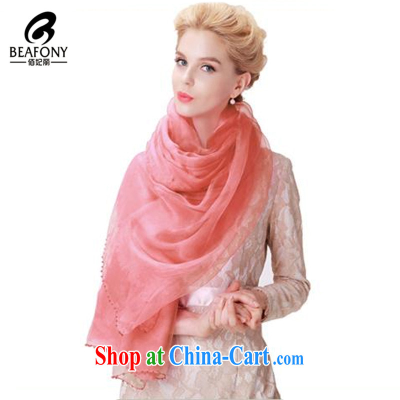 Bai, Princess Luxury Double silk wool stitching candy shades, scarves shawls LYZA 004 pink see commodity properties