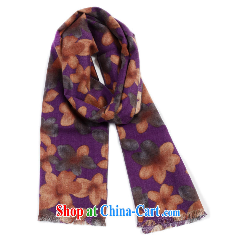 Wing-card us new, silk warm scarf 100 sauna silk scarves Women fall and winter female brushed scarf P 60 017 - 1