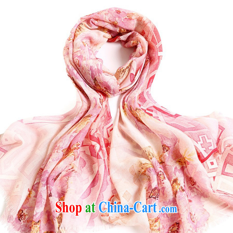 14 Chun, new 100% pure and wool scarves, Europe and 141,720 WWJ No. 18 color length (CM) 180 * 65