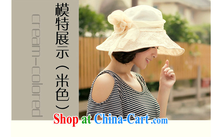Refreshing 2015 sun hat beach sun hat children can fold increase UV resistant flowers sun hat sweet lovely beach cap gray pictures, price, brand platters! Elections are good character, the national distribution, so why buy now enjoy more preferential! Health