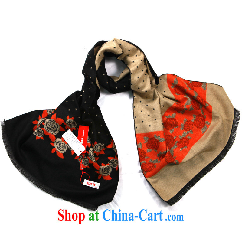 At year-end elections shake up -- Hang Seng Yuen Cheung-genuine shawl 2014 autumn and winter, new scarf scarf ladies aura common lint-free counters 61,054 other