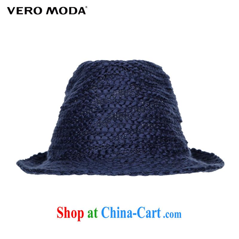 Vero Moda sense woven soft headless caubeen hat | 314386002 037 Tibetan blue