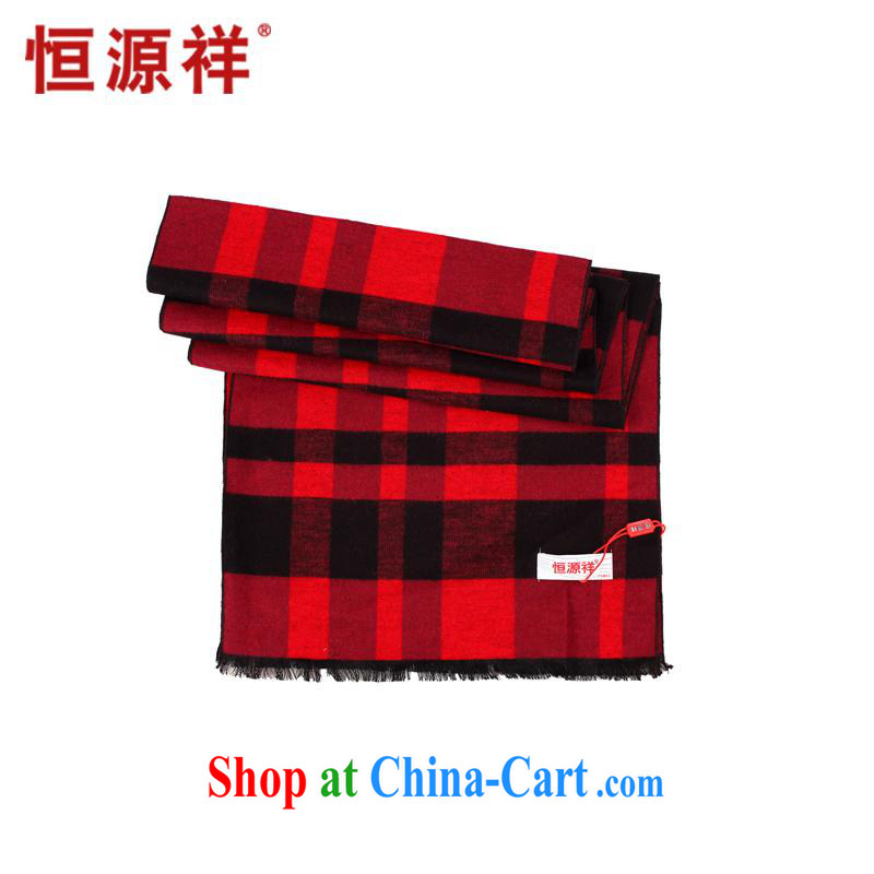 The anniversary as soon as possible to Hang Seng Yuen Cheung-genuine silk scarf fall and winter new unisex sauna silk warm scarf package mail XHWJ 240 red other colored sheep (Fazeya), online shopping