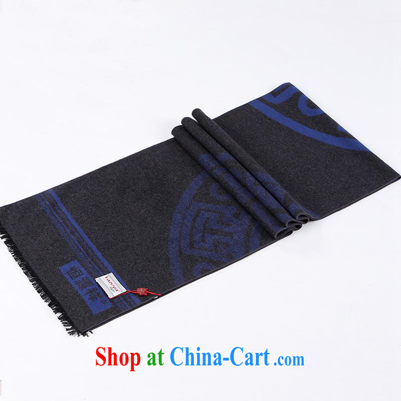 Elections at the end of the season clearance -- Hang Seng Yuen Cheung-at the end of the season clearance 2014 New Men's scarves, men's pure sauna silk business and leisure scarves Po Lan
