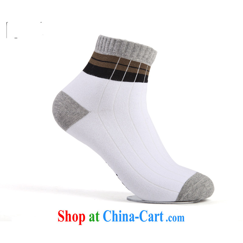 The AFS AFS jeep jeep men's cotton socks suction quick-drying socks antibacterial and Deodorization socks are code