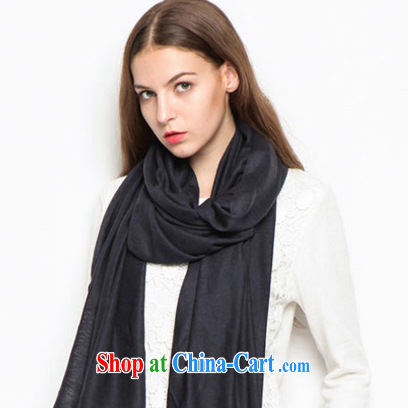 Send energy Europrimo 2014 winter New Classic needle elegant softness long scarf, scarves hiding cyan are code