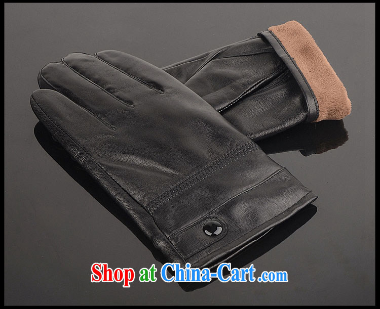 JANEPION/Jane a good, autumn and winter, the men's warm and lint-free cloth fur leather gloves men's black bend deduction pictures, price, brand platters! Elections are good character, the national distribution, so why buy now enjoy more preferential! Health