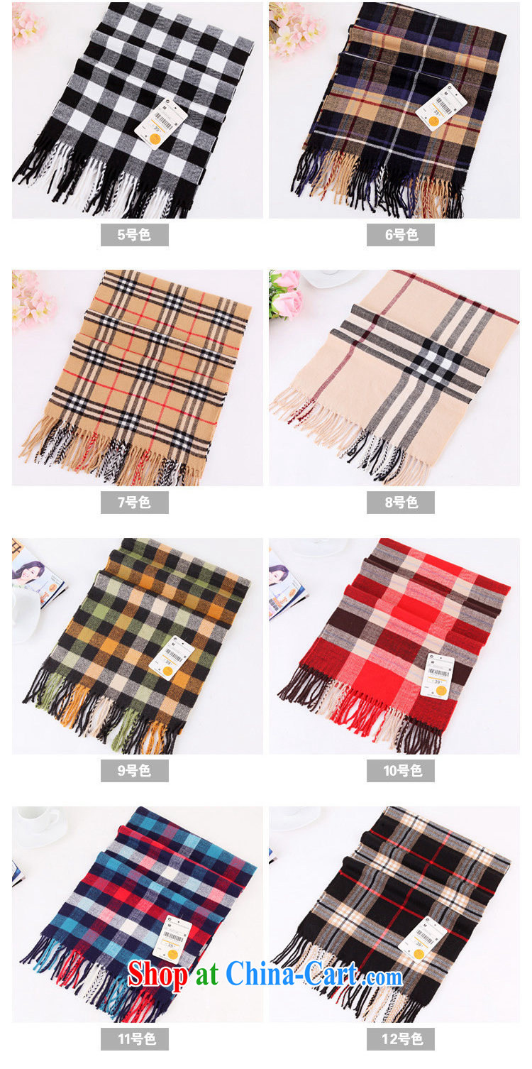 Hung-chun autumn and winter scarf children wind and cold warm classic Korean English grid emulation cashmere parent-child scarf 10 color 31 cm - 167 CM pictures, price, brand platters! Elections are good character, the national distribution, so why buy now enjoy more preferential! Health