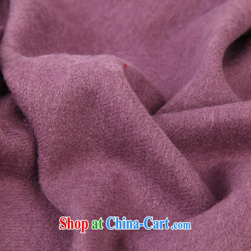 Shanghai Story scarves spring classic grid gross lamb wool scarf 2014 new unisex purple winter, Shanghai Story (STORY &Shanghai), online shopping