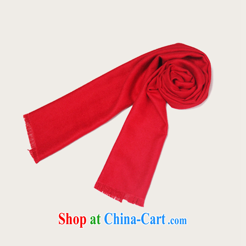 B . RO . T winter New Products men's scarves and simple grid style scarf 100 high ground wool blended scarf male