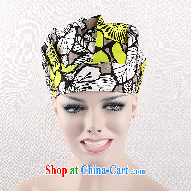 Cotton stamp surgical cap stamp duty nurse shaggy cap doctors working cap obstetrics and gynecology doctors cap beauty therapist cap anesthesiologist technicians cap and yellow and nurses spend