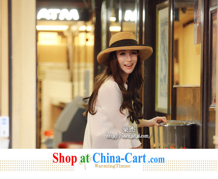 New Bohemia, sun hat sun hat the CAP along the beach hat big D. hat travel required! Model picture color code pictures, price, brand platters! Elections are good character, the national distribution, so why buy now enjoy more preferential! Health