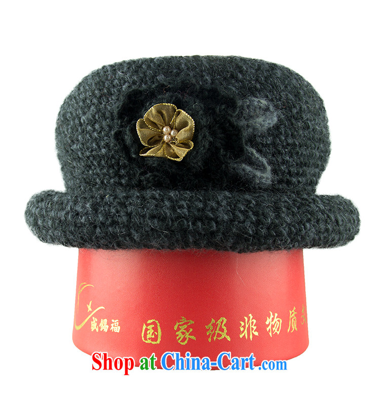 Sheng-fu 2015 autumn and winter, the new, wool blend solid color knitting hat knitting hat black one size (about 57 - 58 cm) pictures, price, brand platters! Elections are good character, the national distribution, so why buy now enjoy more preferential! Health