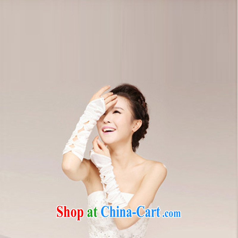 White long lace bridal gloves wedding terrace a wedding wedding dresses accessories gloves