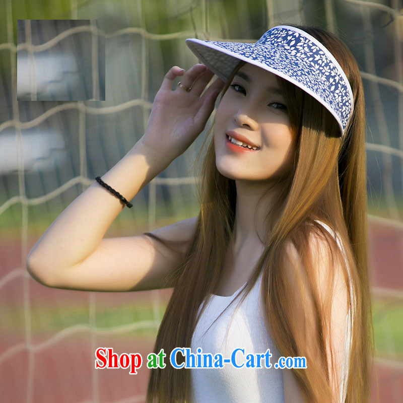 Ginasy summer, hat, summer and cold empty top hat outdoor sunscreen sun hat beach hat, sunscreen hat black, Ginasy Jewelry, shopping on the Internet
