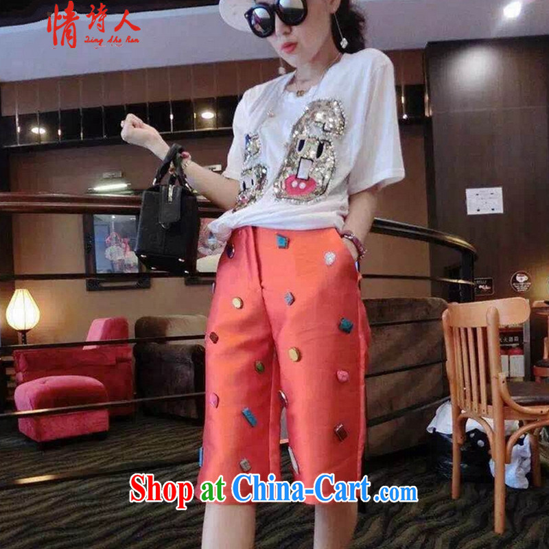 and poet 2015 the European site the latest fashion industry, T Heavy Industry 7 pants Kit R 6539 Map Color M