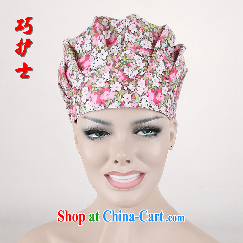 Nurses are shaggy cap doctors stamp cap surgical cap obstetric and gynecological nurses cap cosmetic plastic surgery hospital cap chemotherapy caps, the doctor cap