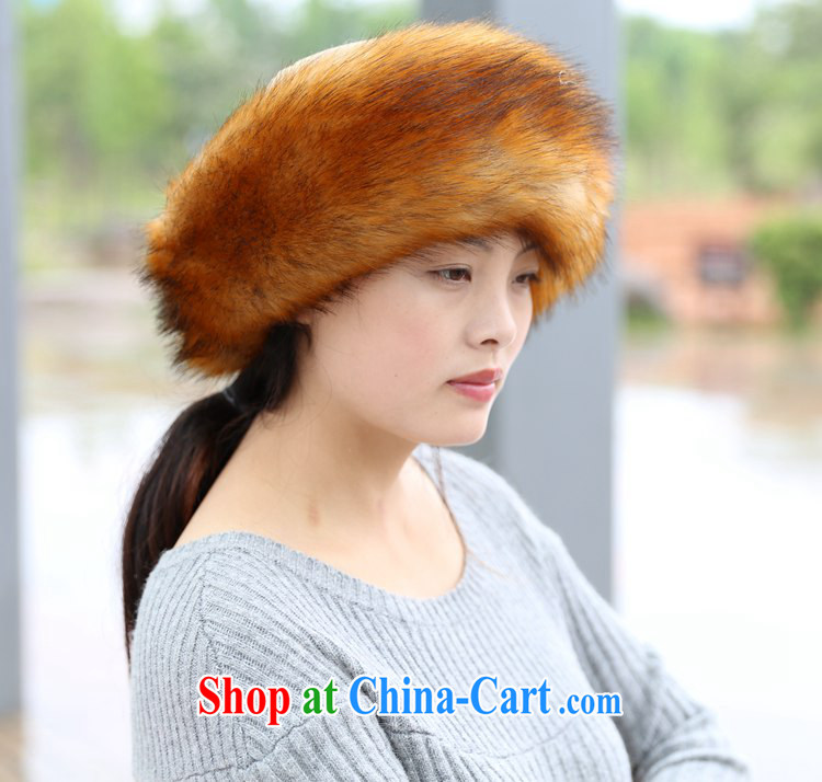 Mongolian Princess hat, a fox fur grass hat fall and winter fashion warm cap emulation gross Mongolia cap snow cap Uhlans on + Uhlans on gross pictures, price, brand platters! Elections are good character, the national distribution, so why buy now enjoy more preferential! Health